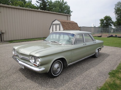 Chevrolet Corvair.
