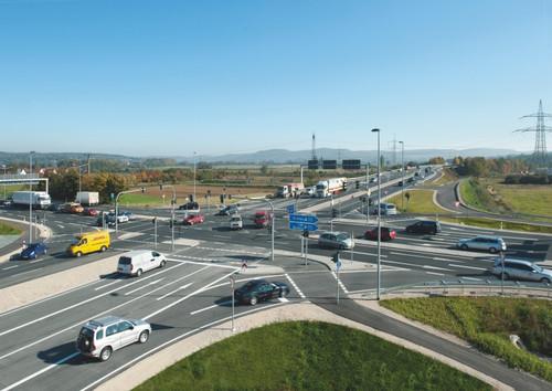 Intelligente Lösungen für dichten Verkehr.
