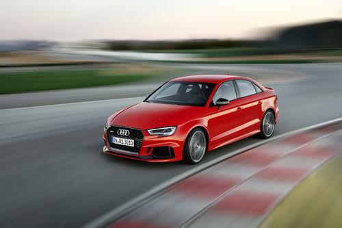 Audi RS 3 Sedan.