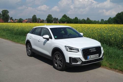 Audi Q2 1.0 TFSI.