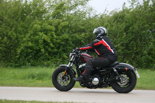 Harley-Davidson Sportster Forty-Eight.