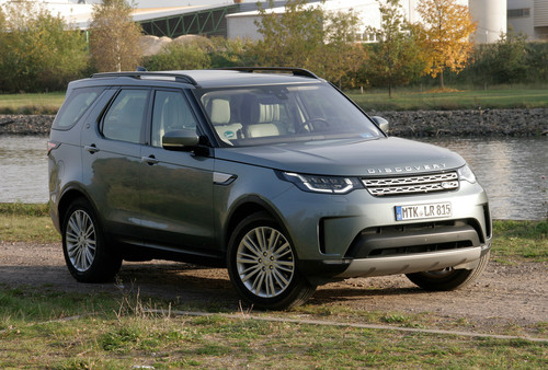 Land Rover Discovery Sd4.