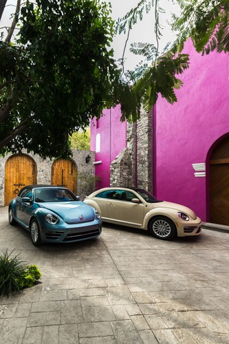 VW Beetle Final Edition.