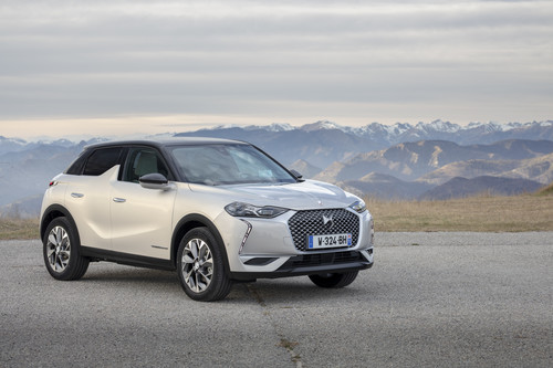 Citroen DS3 Crossback.