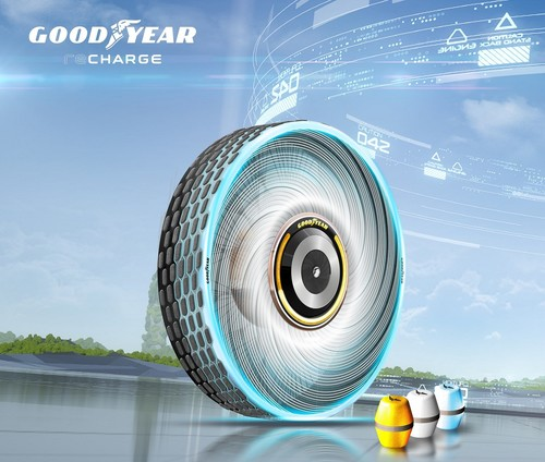Goodyear re-Charge.