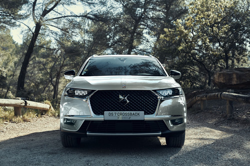 DS 7 Crossback E-Tense 4x4.