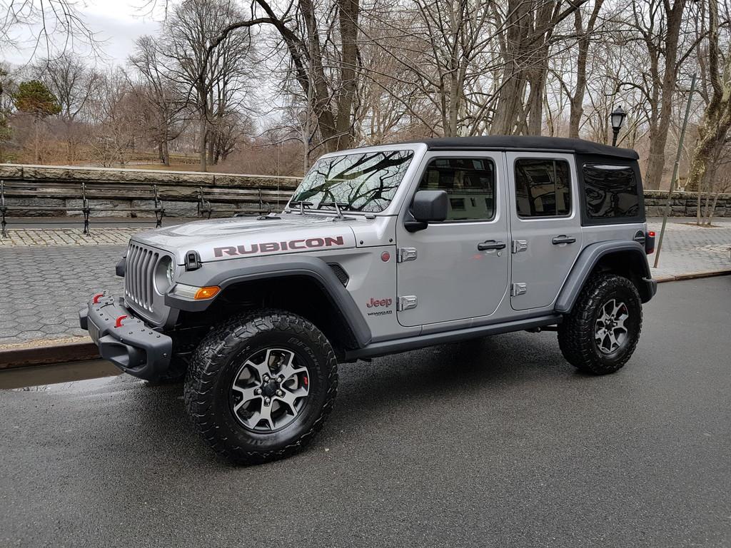 Vorstellung Jeep Wrangler: Amerikanischer Charakterdarsteller - Car ...