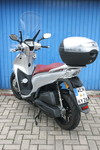 Kymco New People S 150i.